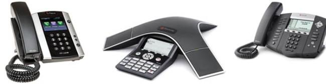 Polycom SIP Phones