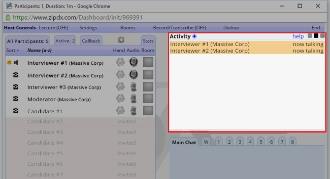 Activity Box - Highlighted