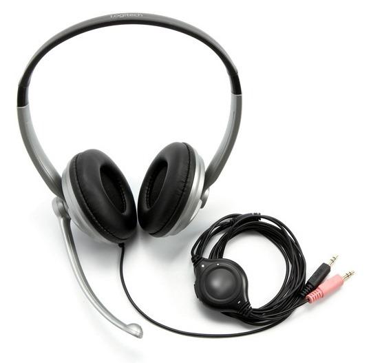 Analog PC headset